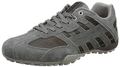 Größe 7 klassische Stile attraktive Farbe Geox UOMO SNAKE K Herren Sneakers