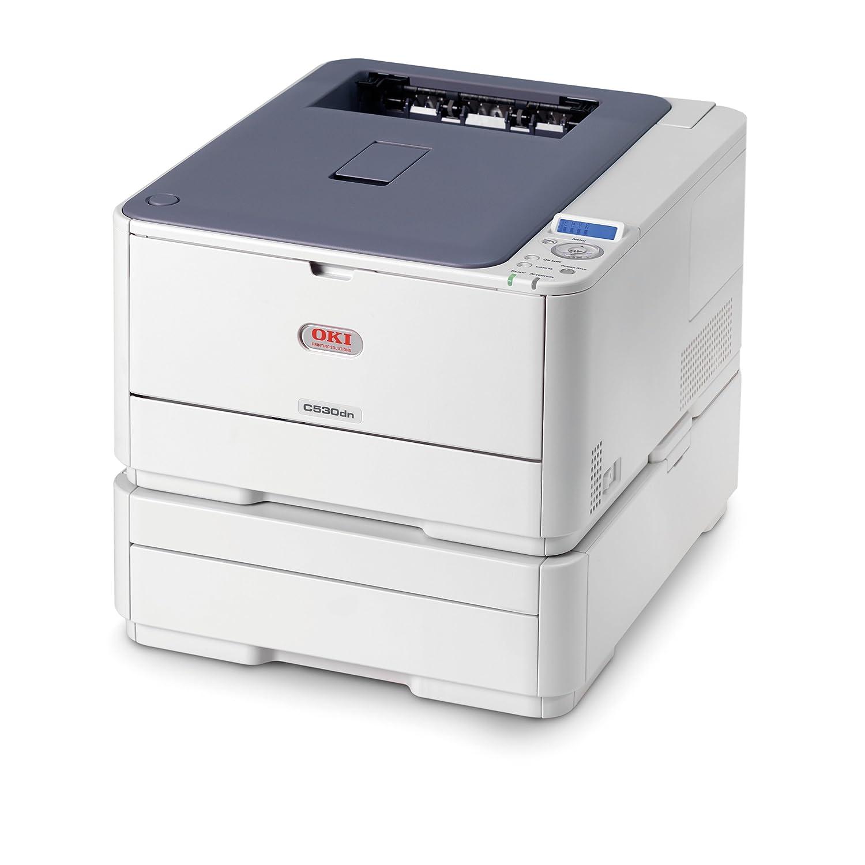 OKI C530DN - Impresora láser (600 x 1200 dpi, 31 ppm ...