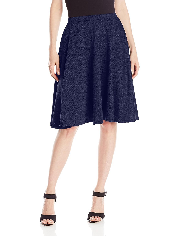 Star Vixen Women's Knee Length Full Skater Skirt Star Vixen Child Code 9033-PT