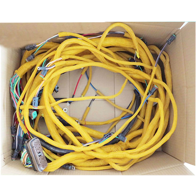 Arnés de cableado interno 320 E320 - Arnés de alambre SINOCMP para ...