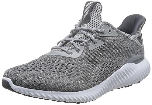 557b4e7de Adidas Men s Grey Running Shoes-8 UK India (42 1 9 EU) (Bw1205)  Buy ...