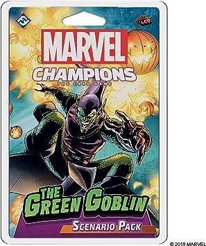 Fantasy Flight Games The Green Goblin Scenario Pack - Marvel ...