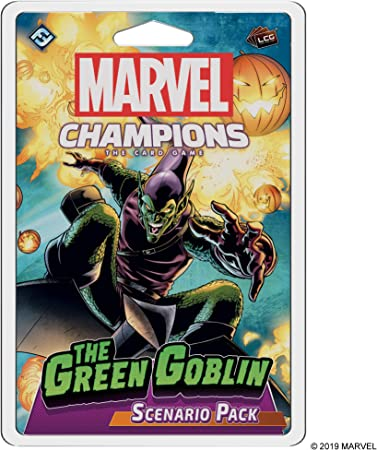 Fantasy Flight Games The Green Goblin Scenario Pack - Marvel Champions The Card Game: Amazon.es: Juguetes y juegos