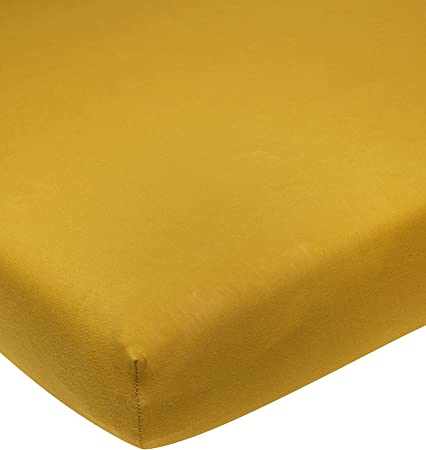 Meyco 566023 - Sábana bajera ajustable, 100% algodón, 75 x 95 cm ...