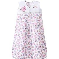 HALO 赫拉 安全睡袋 背心式 纯棉 婴儿防踢被 绿色小刺猬 XL(18-24个月)