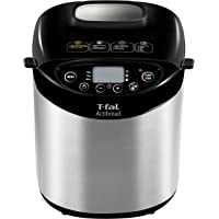 T-fal SW6100 EZ Clean Easy to Clean Nonstick Sandwich and Waffle Maker with Removable Dishwasher Safe Plates, 2-Slice, Silver