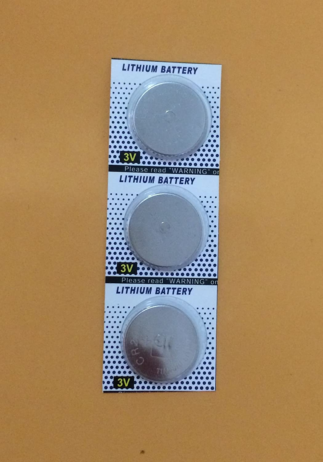 3 Replacement Batteries For Liftmaster 371lm Garage Door Remote Free
