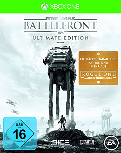 Star Wars Battlefront - Ultimate Edition - [Xbox One]