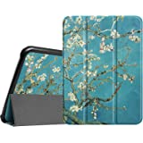 Fintie Slim Case for Samsung Galaxy Tab 4 10.1 2014 Release Model SM-T530/T531/T535, Ultra Lightweight Protective Stand…