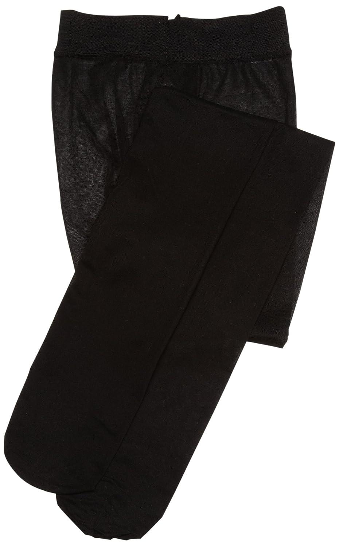 Jefferies Socks Little Girls Everyday Sheer Footed Pantyhose Tights 3 Pair Pack