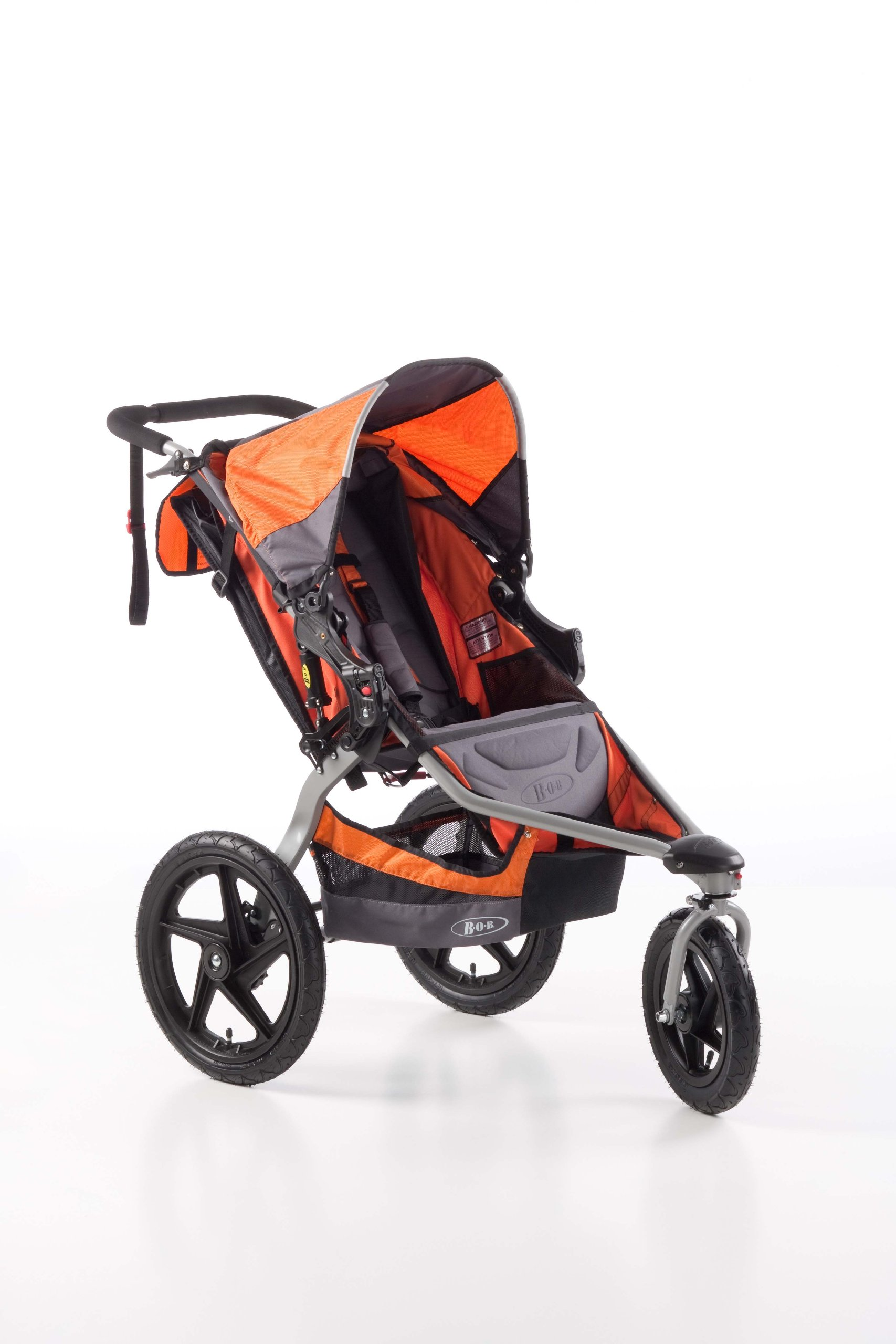 BOB Revolution SE Single Stroller Orange - My Stroller Shop