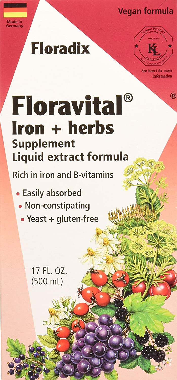 Floradix Floravital 500 ml