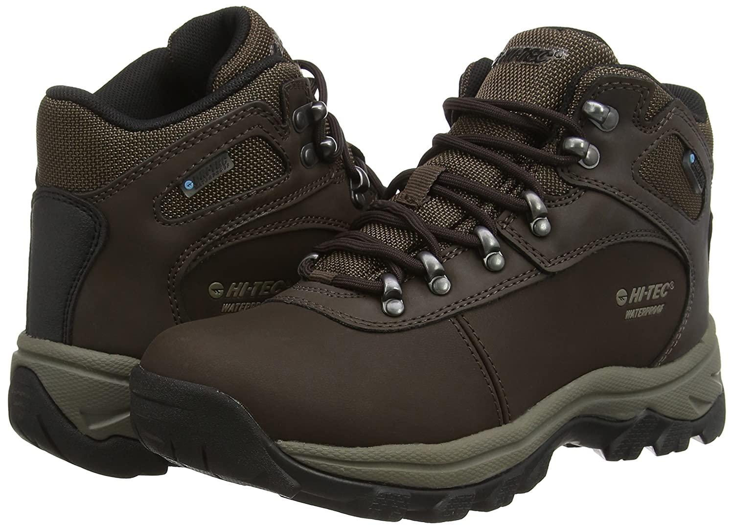 Amazon.com | Hi-Tec Altitude Base Camp WP Women's Walking Boot - AW15 |  Boots