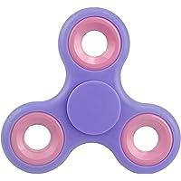 Fidget Hand Spinner con anillos de colores surtidos