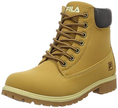 Fila Riven Mid Wmn, Botas Cortas Mujer, Beige (Honey Mustard), 40 EU: Amazon.es: Zapatos y complementos