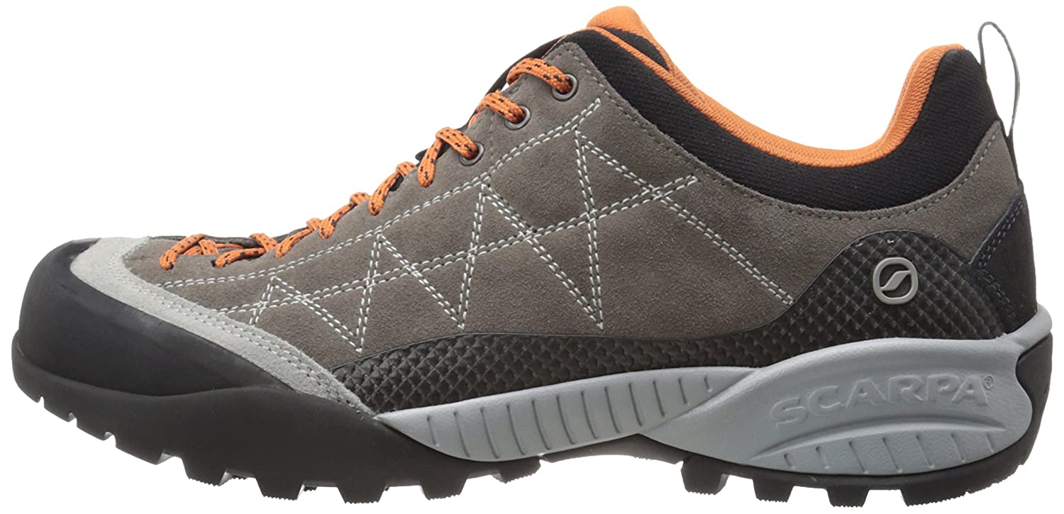 SCARPA Men's Zen Pro Hiking Shoe US|Charcoal/Tonic B0126JSPO0 41.5 EU/8.5 M US|Charcoal/Tonic Shoe 2fb9bd