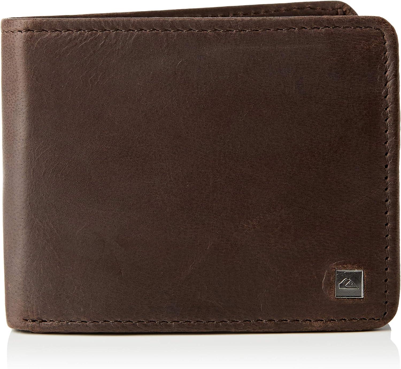 Quiksilver Mack X M-Wallets For Men, Travel Accessory - Monedero para Hombre