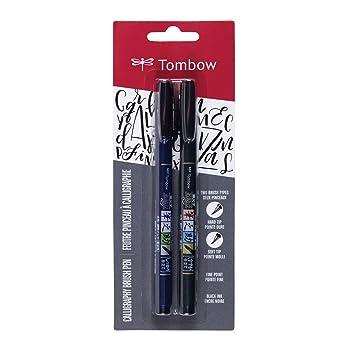 Tombow Fudonoske Brush Pens