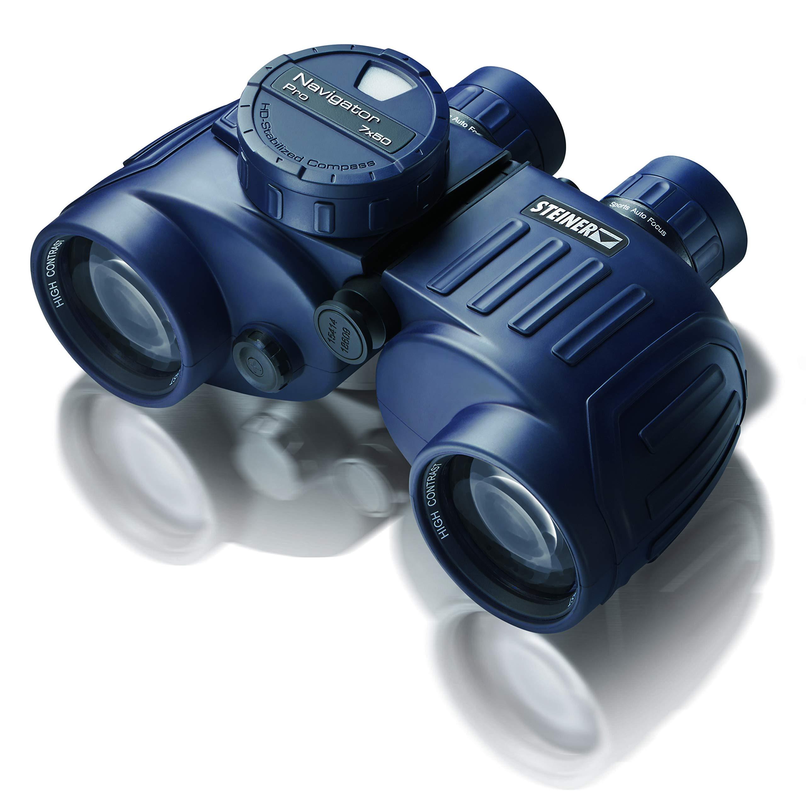 Steiner Navigator Pro 7x50 Binoculars with Compass by Steiner