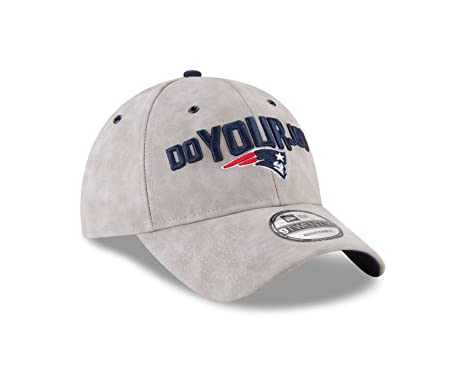 Image Unavailable. Image not available for. Color  New England Patriots  2018 Spotlight 9TWENTY Adjustable Strapback Hat d615b0b63