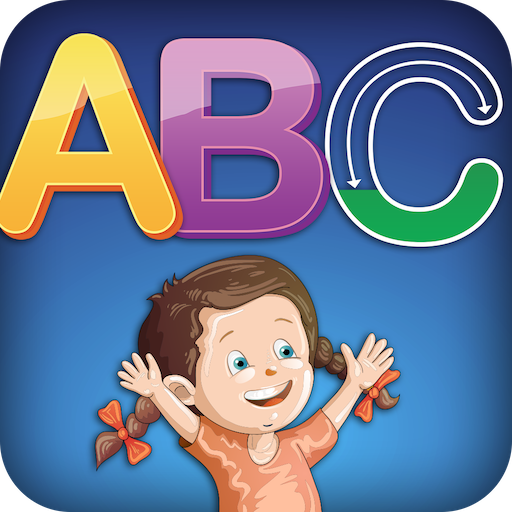 ABC learning: Kids Handwriting Game (Letters For Magnetic The Fridge)