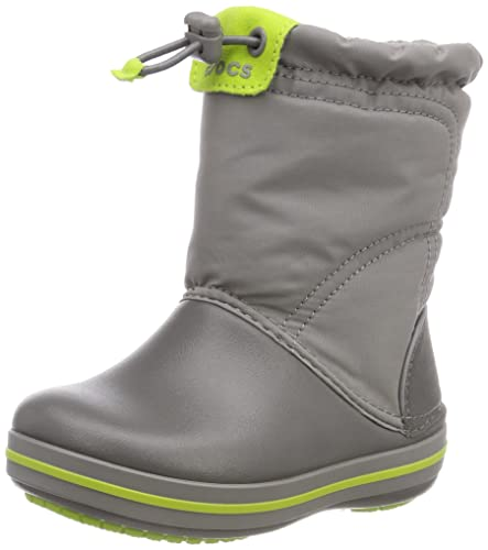 Botas de Nieve para Mujer 42//43 EU Crocs Winter Puff Boot Azul Blue Jean