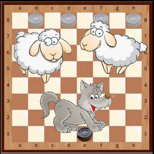 Lobo y ovejas (juego de mesa): Amazon.es: Amazon.es