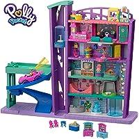Polly Pocket - Centro Comercial de Juguete Para