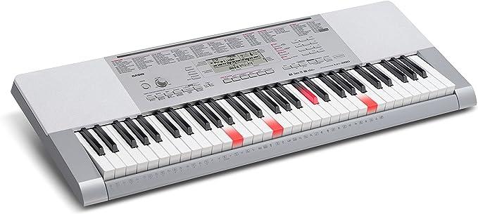 Casio 781274 - Teclado electrónico (61 teclas, conector tipo USB): Amazon.es: Instrumentos musicales
