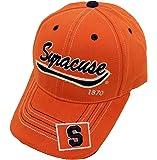 NCAA Syracuse Orange Script Cap, Blue, One Size