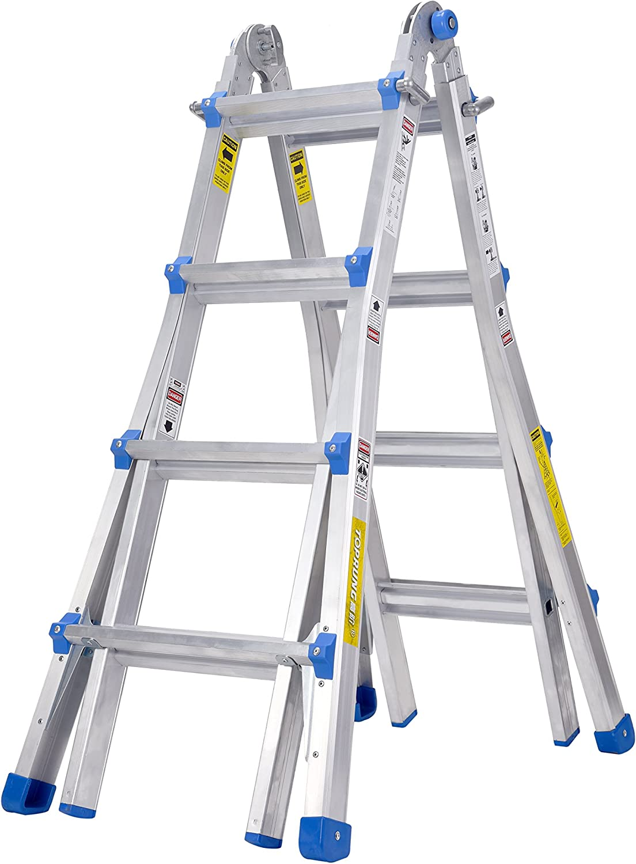 Toprung 17-foot Multi-Purpose Ladder