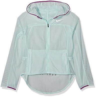 online for sale separation shoes outlet for sale Nike Mädchen G Nk Jacket Hd Impossibly Light Laufjacke Mit ...