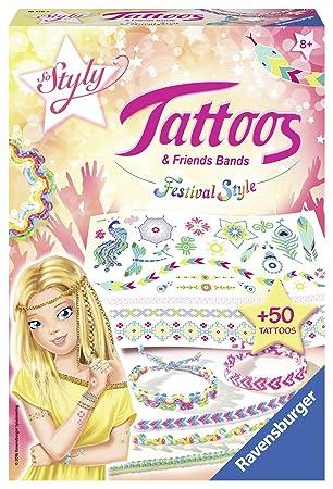 Malen & Zeichnen-Sets für Kinder Mal- & Zeichenmaterialien für Kinder Tattoos Spiel Deutsch 2017 So Styly