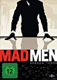 Mad Men - Season Three [4 DVDs]