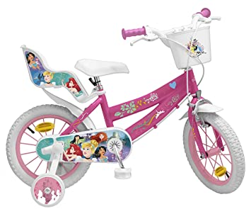 Disney Bicicleta Princesas 14 De WDH2IbEe9Y