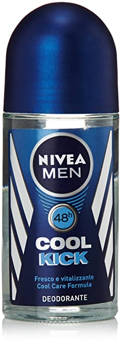 14 opinioni per Nivea Deo Men Roll-On 50Ml Cool Kick