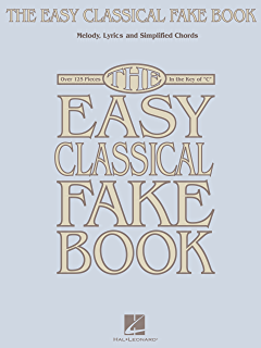 Amazon.com: The Easy Christmas Fake Book: 100 Songs in the Key of ...