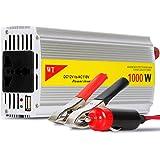 Inversor Tensão 1000w 12v Para 110v Veicular Transformador Conversor Com Tomada Padrão e Usb