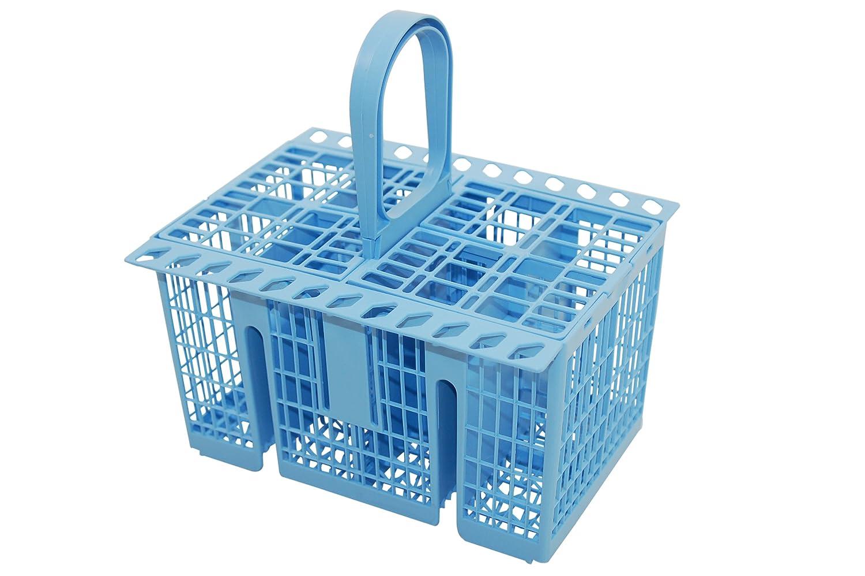 Indesit Creda Dishwasher Blue Cutlery Basket. Genuine Part Number C00258627