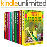 Micro Gardening: Box Set : A Introductory And Beginner's Guide To Gardening In Micro Small Spaces Plus How To Grow Fruits And Other Herbs