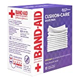 Band-Aid Brand Cushion Care Non-Stick Gauze