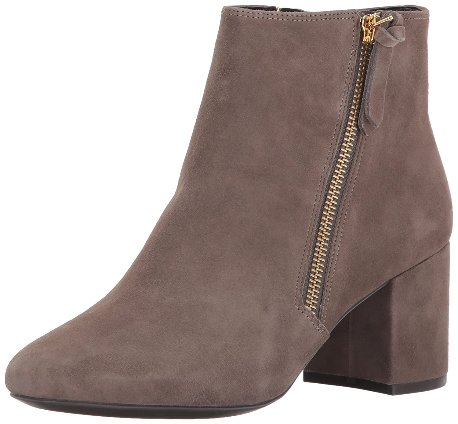 Cole Haan Women's Saylor Grand Bootie II Ankle Boot B01N6WLIQ8 8 B(M) US|Morel Suede