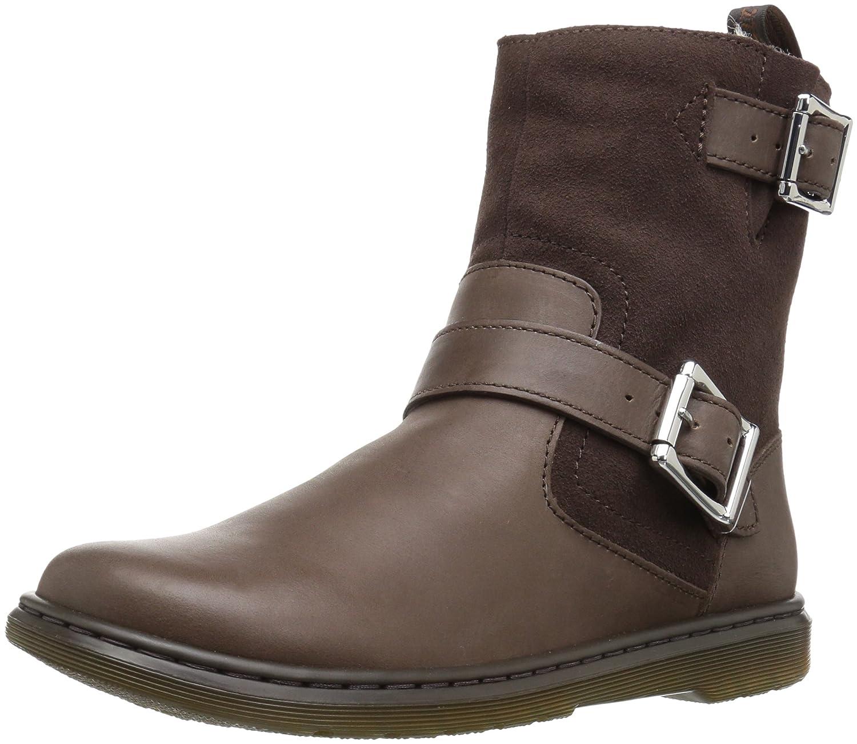 Dr. Martens Women's Gayle Fl Winter Boot B01EIE57ZG 7 UK/9 M US Dark Brown