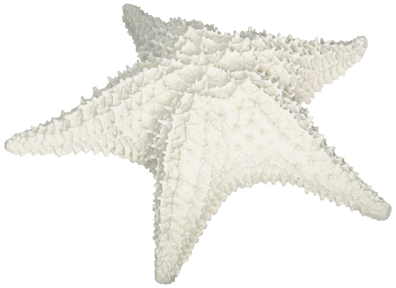 Abbott Collection Home Thick Spiny Starfish White HOMCHI 20-SEASHORE/34 WHT