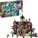 LEGO Hidden Conf-BANANA-SCH Building Kit, 1472 Pieces