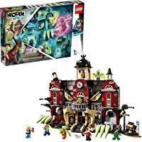LEGO Hidden Side Newbury Haunted High School 70425 Building Kit, School Playset for 9+ Year Old Boys and Girls, Interactive Augmented Reality Playset, New 2019