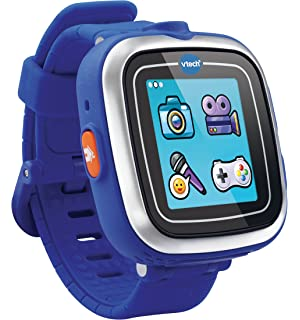 VTech - Kidizoom Reloj Interactivo Connect DX, Color Azul ...