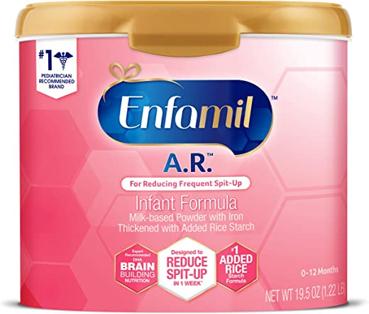 Enfamil A.R. Infant Formula - Clinically Proven to Reduce Spit-Up in 1...