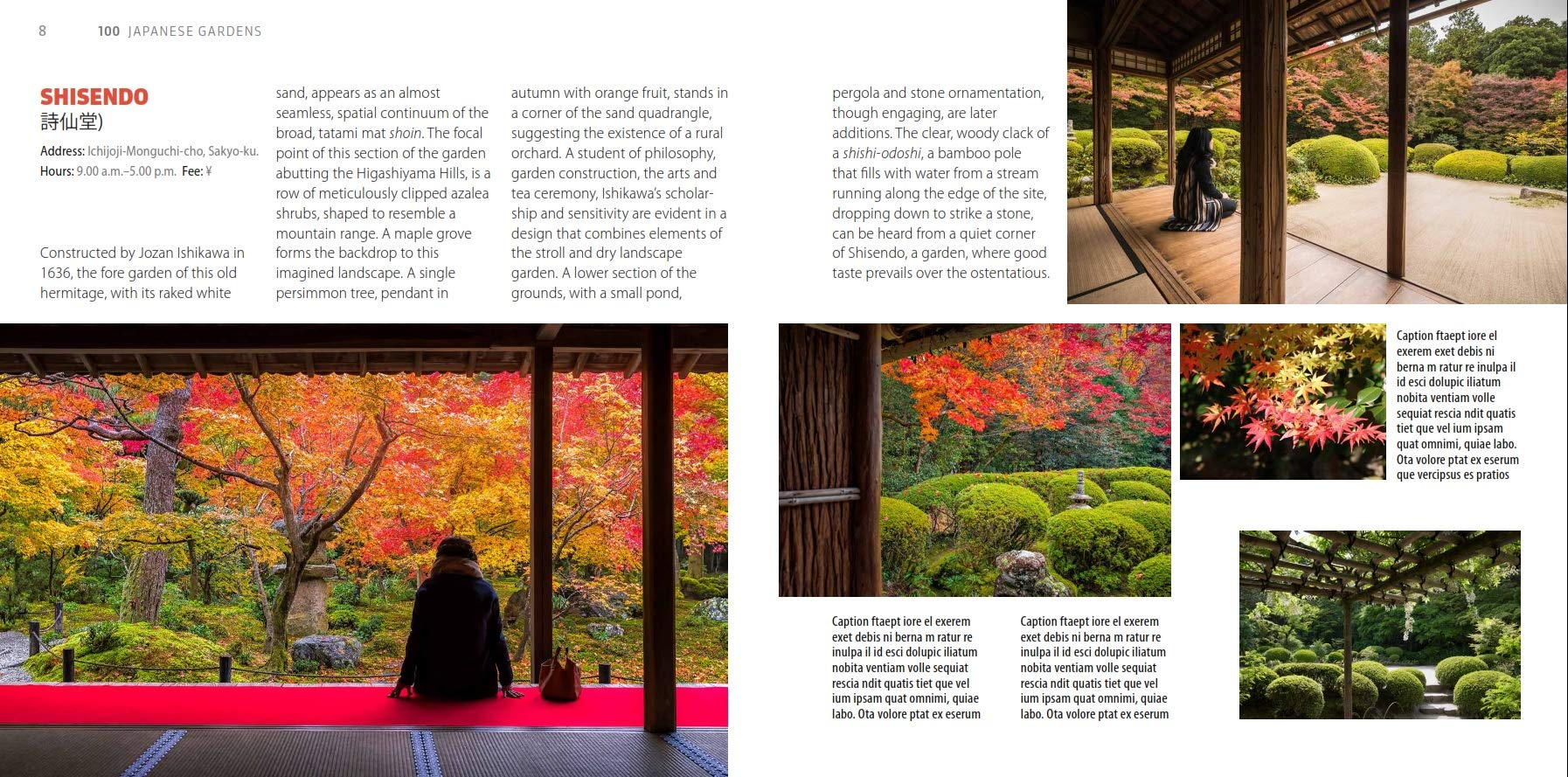 100 Japanese Gardens 100 Japanese Sites To See Idioma Inglés : The Best Gardens to Visit in Japan: Amazon.es: Mansfield, Stephen: Libros en idiomas extranjeros