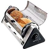 Sunny Cage® Rotierender Toasteraufsatz Brötchenaufsatz